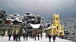 SHIMLA TOUR PACKAGE BY CAB